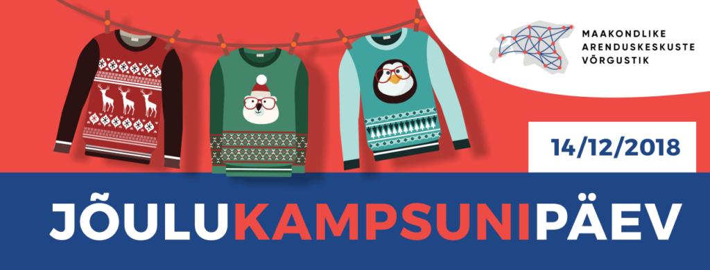 Jõulukampsuni päev 2018