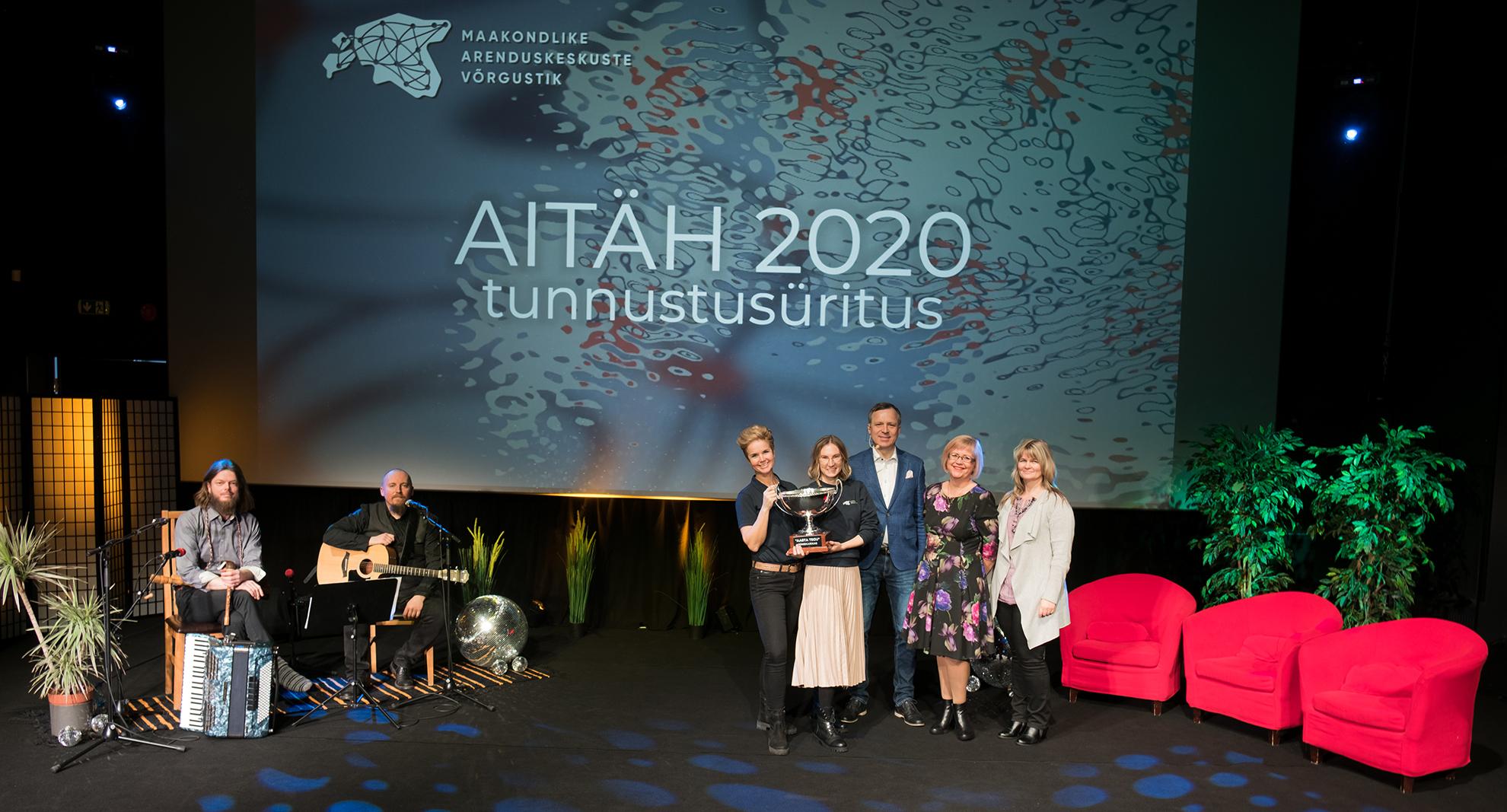 MAK võrgustiku tunnustamisüritus 2020
